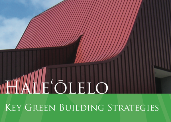 Key Green Building Strategies
